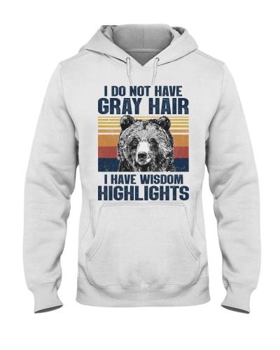 Bear I Do Not Have Gray Hair