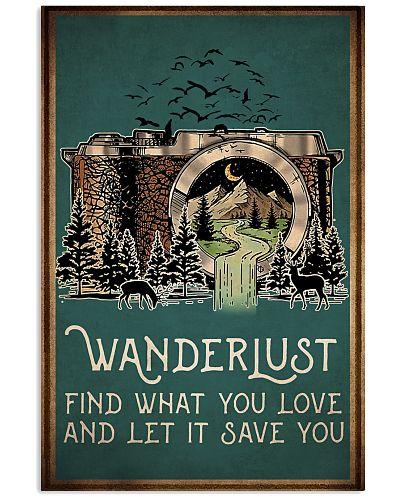 Camping Wanderlust