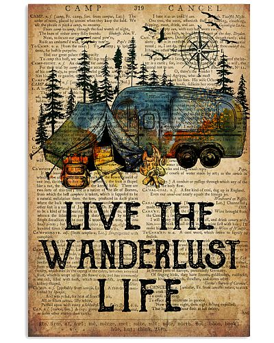Camping Live The Wanderust Life