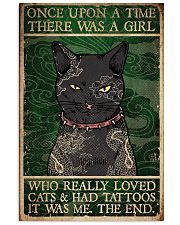 Cats And Had Tattoos 16x24 Poster front
