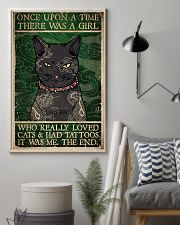 Cats And Had Tattoos 16x24 Poster lifestyle-poster-1