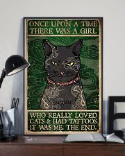 Cats And Had Tattoos 16x24 Poster lifestyle-poster-2