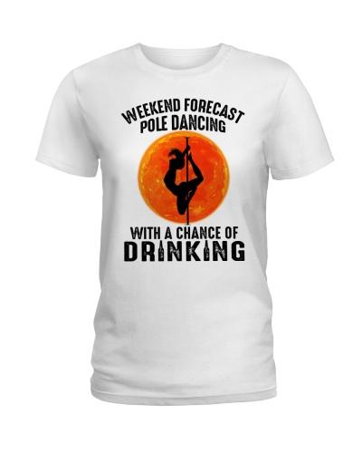 Pole Dance Weekend Forecast