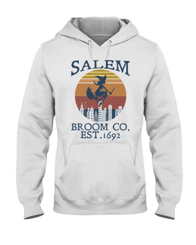 Witch Salem Broom Co