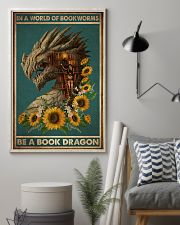 Book Dragon 16x24 Poster lifestyle-poster-1