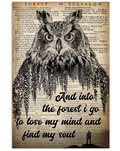 Owl Find My Soul