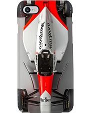 Racing Marlboro PC Phone Case i-phone-8-case