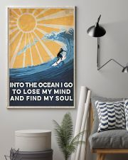 Surfing Find My Soul 16x24 Poster lifestyle-poster-1