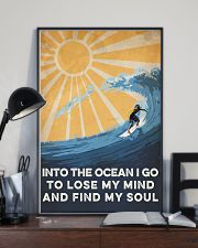 Surfing Find My Soul 16x24 Poster lifestyle-poster-2