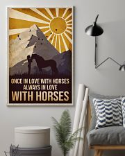 Horse Once In Love 16x24 Poster lifestyle-poster-1