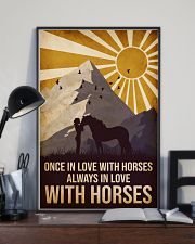 Horse Once In Love 16x24 Poster lifestyle-poster-2