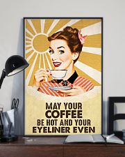 Coffee May Your Coffee Be Hot 16x24 Poster lifestyle-poster-2