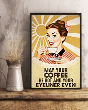 Coffee May Your Coffee Be Hot 16x24 Poster lifestyle-poster-3