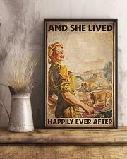 Farm Happily Ever After 16x24 Poster lifestyle-poster-3