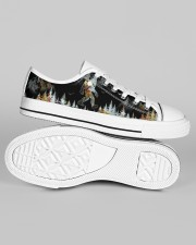 Camping Into The Forest Men's Low Top White Shoes aos-men-low-top-shoes-ghosted-white-outside-right-01