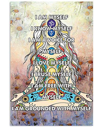 Yoga I Am Myself