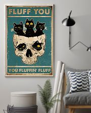 Cat Fluff You 16x24 Poster lifestyle-poster-1