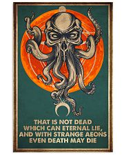 Cthulu That Is Not Dead 16x24 Poster front