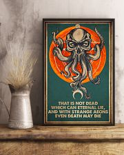 Cthulu That Is Not Dead 16x24 Poster lifestyle-poster-3