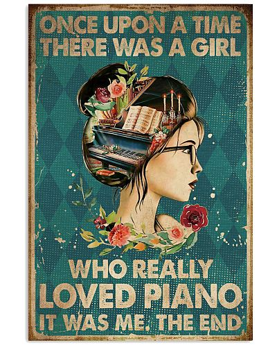 Piano There Was A Girl
