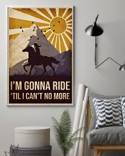 Horse I'm Gonna Ride 16x24 Poster lifestyle-poster-1