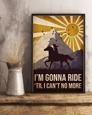 Horse I'm Gonna Ride 16x24 Poster lifestyle-poster-3