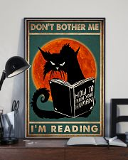 Cat I'm Reading 16x24 Poster lifestyle-poster-2