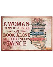 Dance She Also Needs Dance 36x24 Poster front