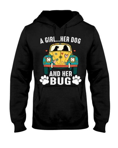 Dog And A Girl