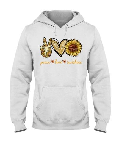 Camping Peace Love Sunshine: Printed