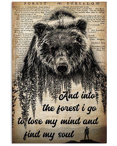 Bear Find My Soul