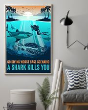 Ocean Go Diving 16x24 Poster lifestyle-poster-1