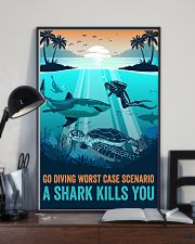 Ocean Go Diving 16x24 Poster lifestyle-poster-2