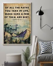 Camping You Take In Life 16x24 Poster lifestyle-poster-1