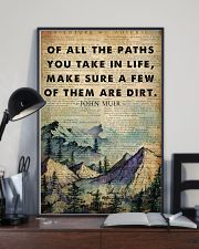 Camping You Take In Life 16x24 Poster lifestyle-poster-2