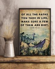 Camping You Take In Life 16x24 Poster lifestyle-poster-3