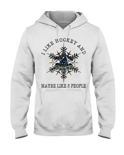 Hockey Snowflake