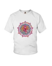 Mandala Shirt Youth T-Shirt thumbnail