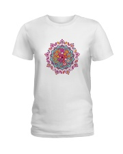 Mandala Shirt Ladies T-Shirt tile