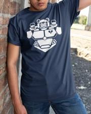 Team Mecha Classic T-Shirt apparel-classic-tshirt-lifestyle-27