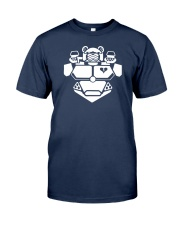 Team Mecha Classic T-Shirt front