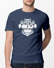 Team Mecha Classic T-Shirt lifestyle-mens-crewneck-front-13