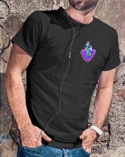 Llama Heart Classic T-Shirt lifestyle-mens-crewneck-front-4