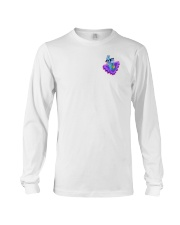Llama Heart Long Sleeve Tee thumbnail