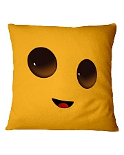 Happy Peely Square Pillowcase thumbnail