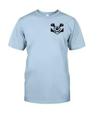Monster Heart Classic T-Shirt front
