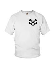 Monster Heart Youth T-Shirt thumbnail