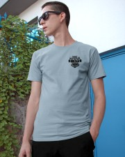 Mecha Heart Classic T-Shirt apparel-classic-tshirt-lifestyle-17