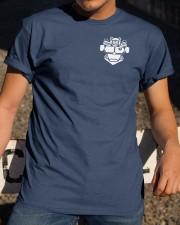 Mecha Heart Classic T-Shirt apparel-classic-tshirt-lifestyle-28