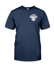 Mecha Heart Classic T-Shirt front